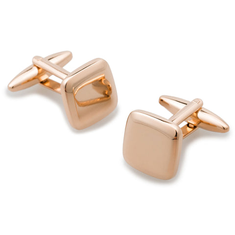 J. K. Simmons Rose Gold Cufflinks