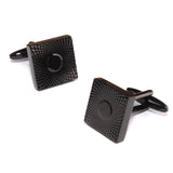 James Bond Black Cufflinks