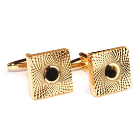James Bond Gold Cufflinks