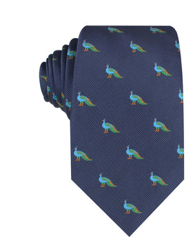 Java Peacock Necktie