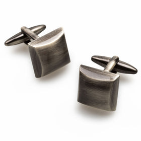 Johann Bach Antique Silver Cufflinks