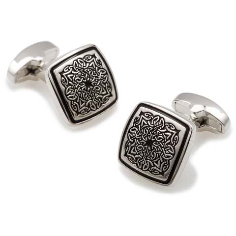 King Mansa Musa of Mali Cufflinks
