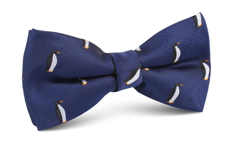 King Penguin Bow Tie