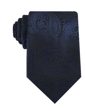 Kings Sapphires Navy Blue Necktie