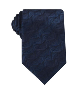 Kiso Valley Navy Blue Necktie