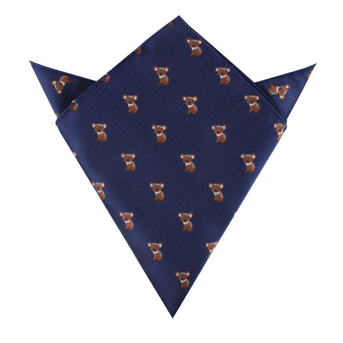 Koala Bear Pocket Square