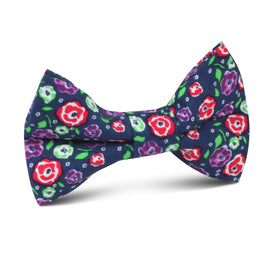 La Favia Rose Kids Bow Tie