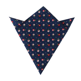 La Vie En Rose Pocket Square