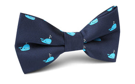 Laboon Blue Whale Bow Tie