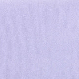 Lavender Purple Satin Fabric Skinny Tie M147