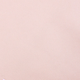 Liege Blush Pink Diamond Pocket Square