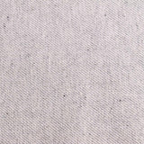 Light Grey Twill Stripe Linen Fabric Necktie L185