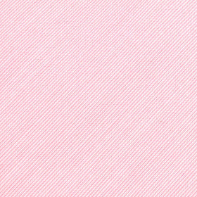 Light Pink Cotton Pinstripes Pocket Square