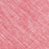 Light Red Chambray Linen Fabric Pocket Square L033