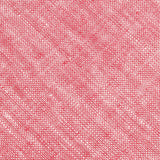 Light Red Chambray Linen Skinny Tie Fabric