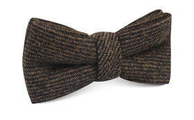 Lincoln Wool Bow Tie