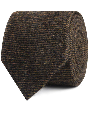 Lincoln Wool Tie