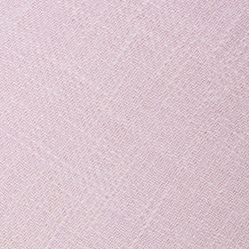 Maldivian Blush Pink Linen Pocket Square
