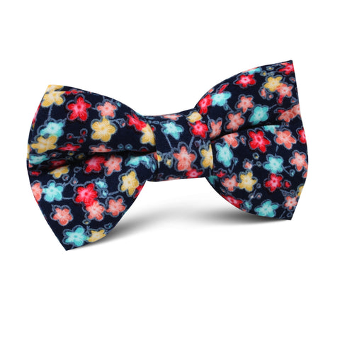 Manama Flower Kids Bow Tie