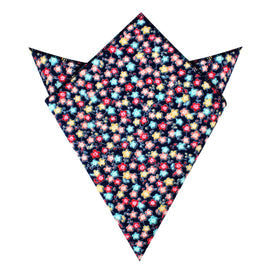 Manama Flower Pocket Square