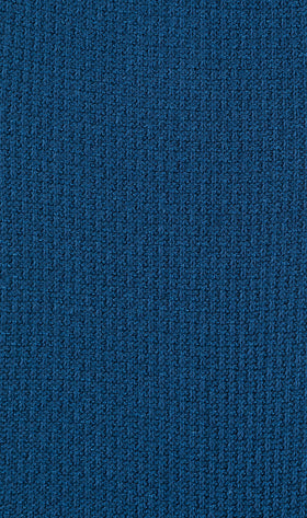 Marine Blue Textured Socks