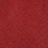Maroon Slub Linen Fabric Pocket Square L030