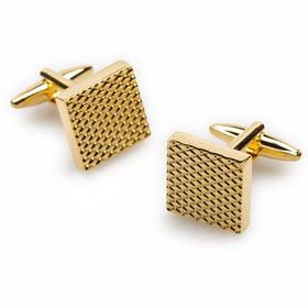 Marseille Gold Cufflinks