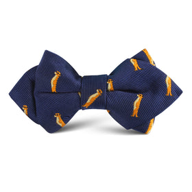 Meerkat Kids Diamond Bow Tie