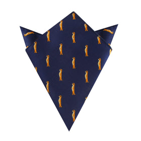 Meerkat Pocket Square