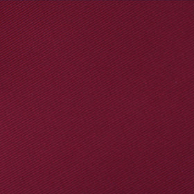 Merlot Burgundy Twill Pocket Square