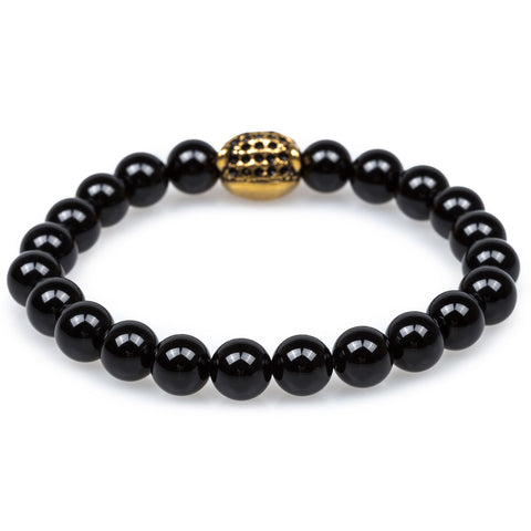 Midnight Onyx Black Panther Bracelet