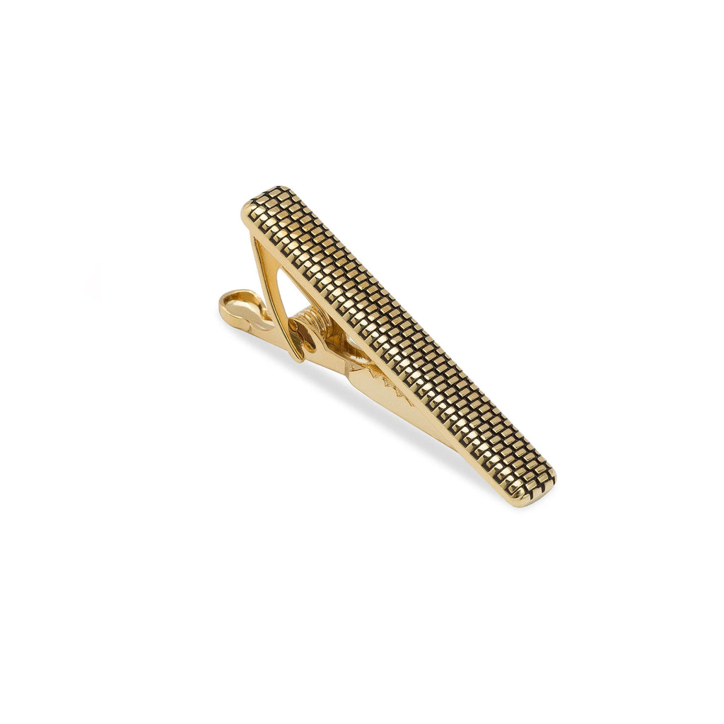 Mini Gold Sammy Davis Jr Tie Bar
