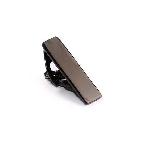 Mini Black Skinny Tie Bar