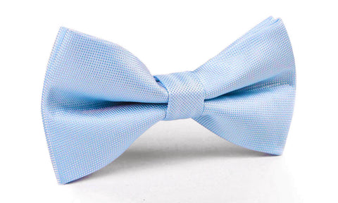 Mint Blue Bow Tie