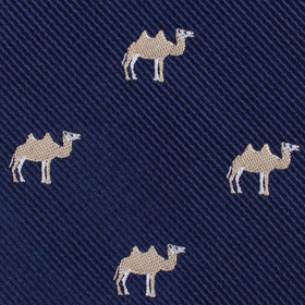 Mongolian Camel Kids Diamond Bow Tie
