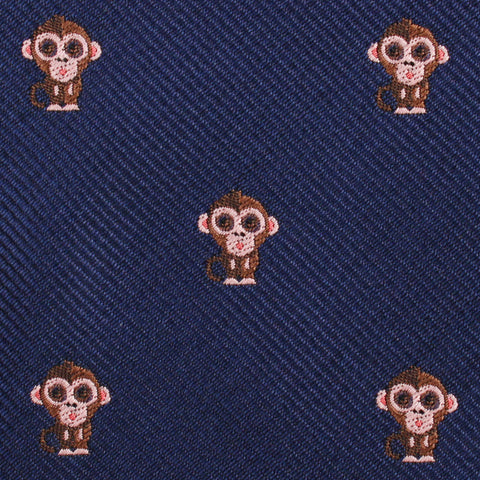 Monkey Kids Bow Tie