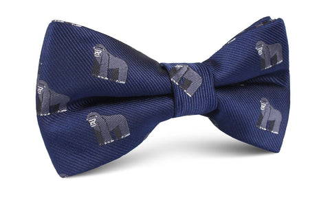 Mountain Gorilla Bow Tie