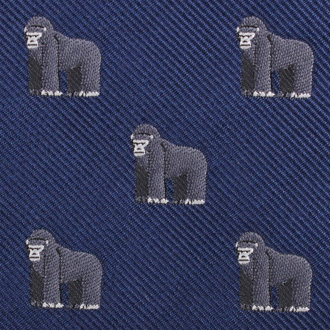 Mountain Gorilla Kids Bow Tie