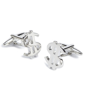 Mr. Money Bags Cufflinks