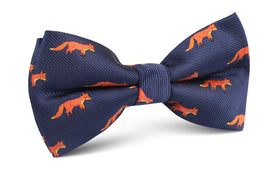 Mr Fox Bow Tie