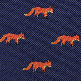 Mr Fox Pocket Square