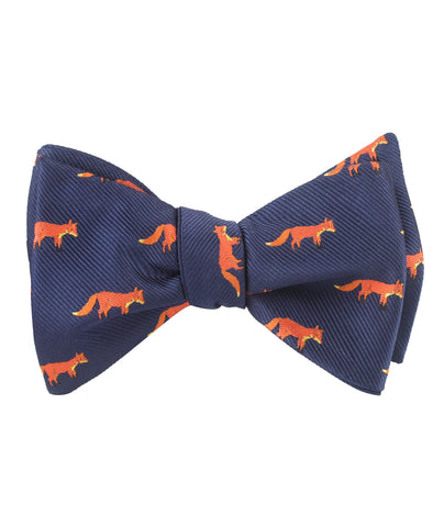 Mr Fox Self Bow Tie