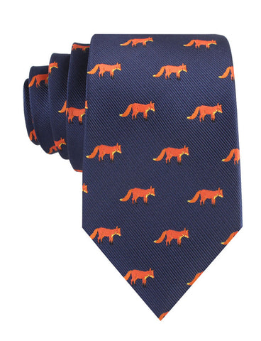 Mr Fox Tie