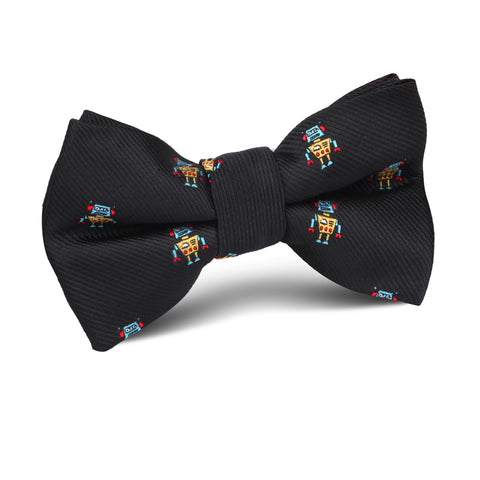 Mr Robot Kids Bow Tie
