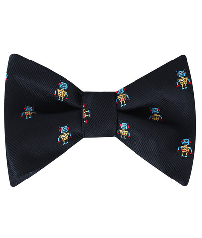 Mr Robot Self Bow Tie