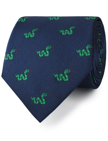 Mr Squiggle the Snake Necktie