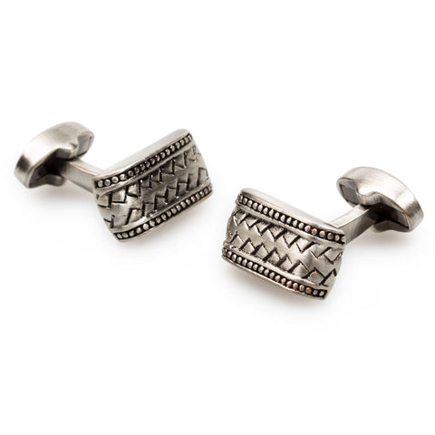Mr Walder Frey Antique Silver Cufflinks