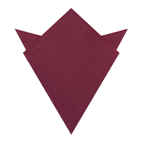 Mulberry Linen Pocket Square