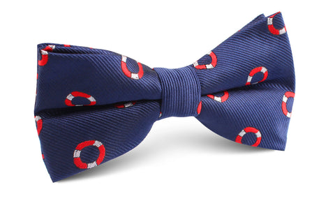 Nautical Float Bow Tie