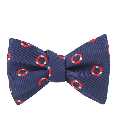 Nautical Float Self Bow Tie